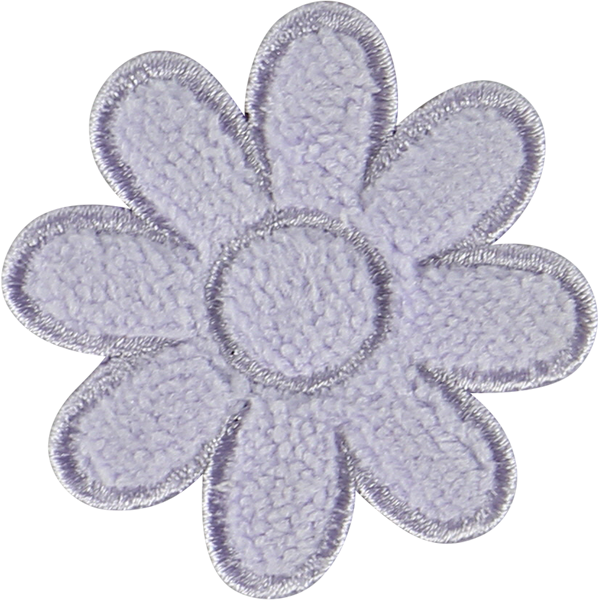 Terry Daisy Sticker Patch