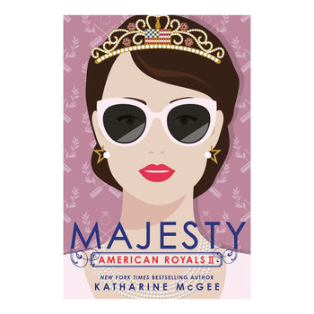 Book of the Month - Majesty By Katharine McGee