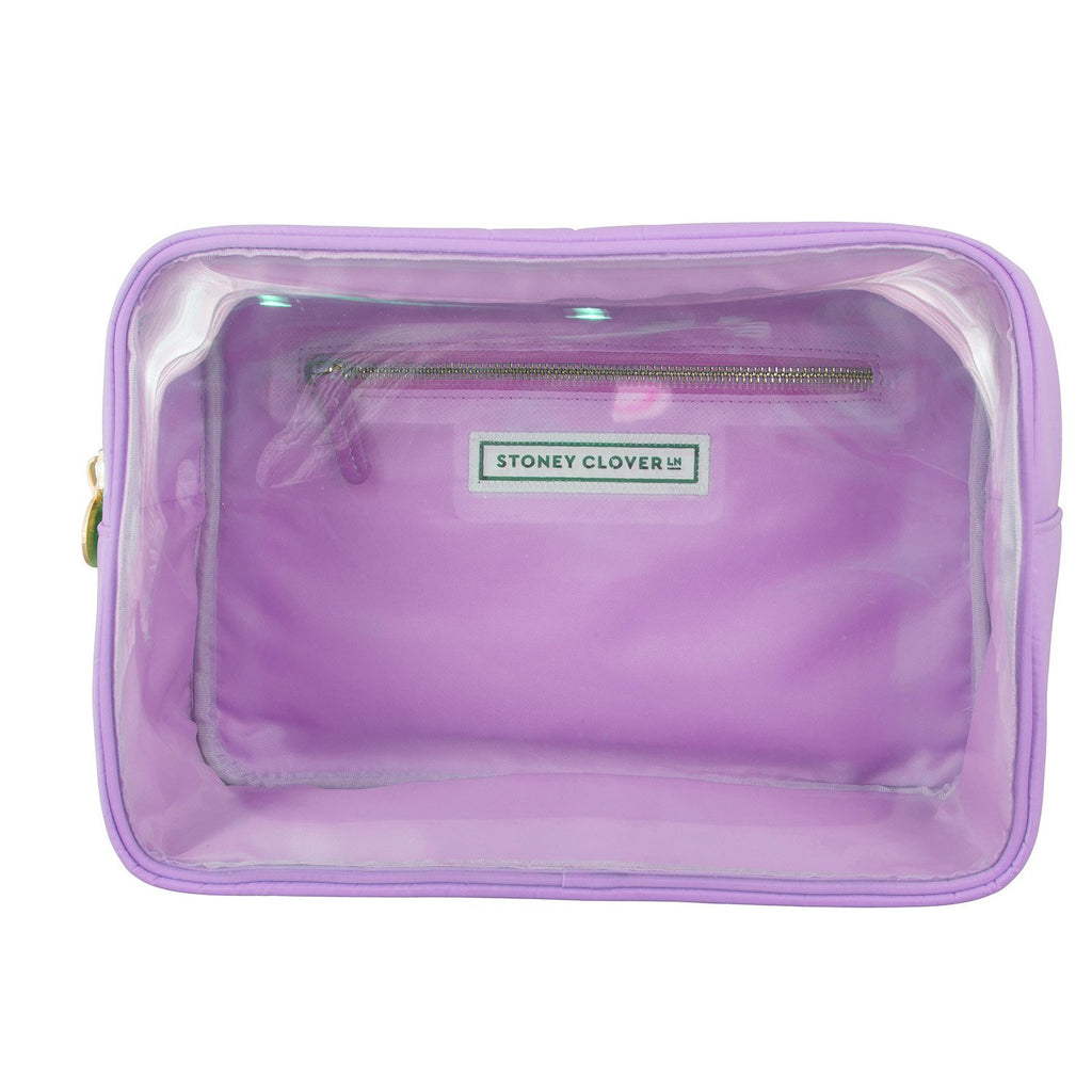 Classic Clear Large Pouch