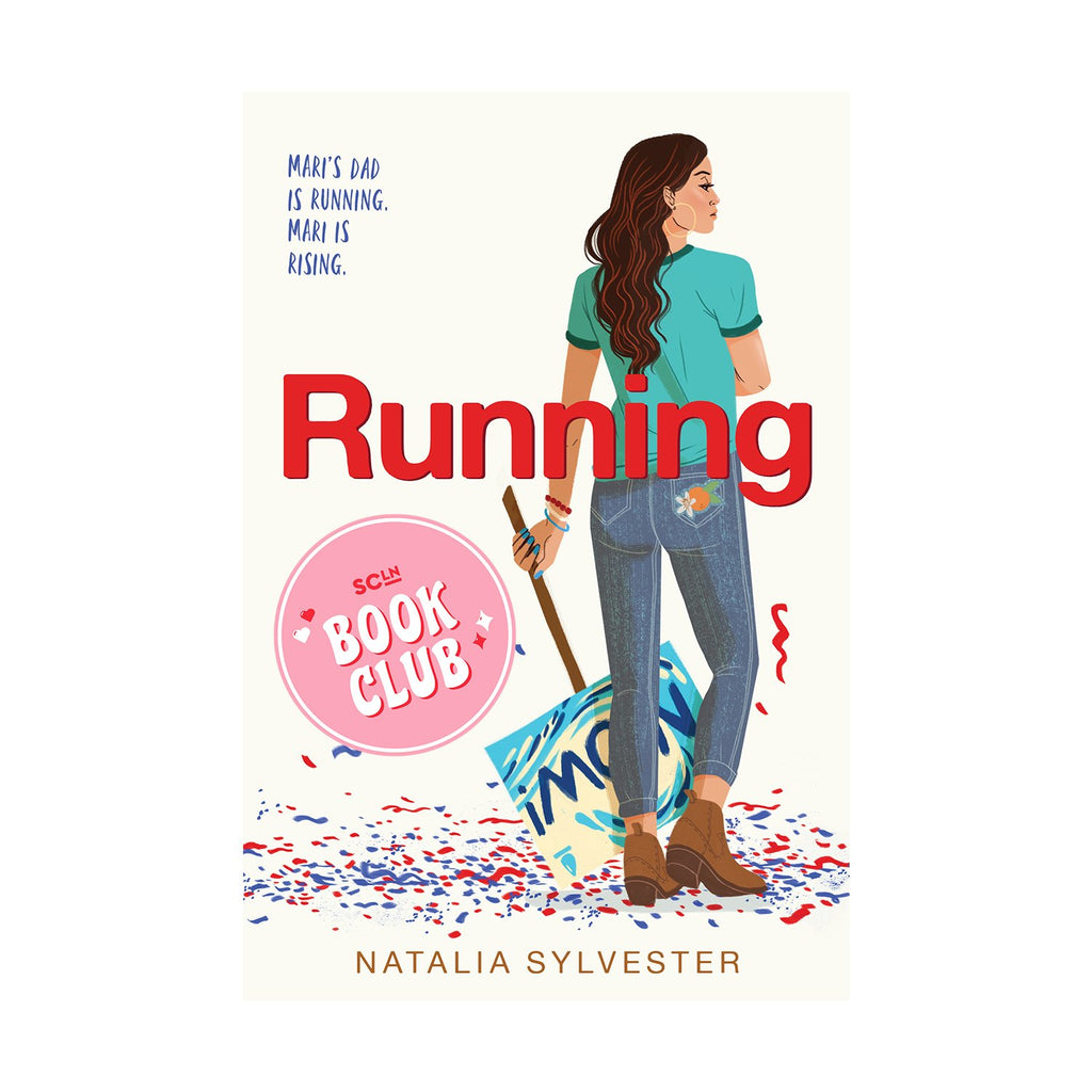 Book of the Month - Running by Natalia Sylvester