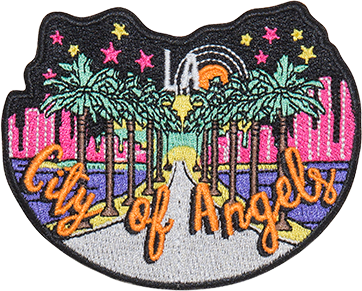 City of Angels Sticker Patch