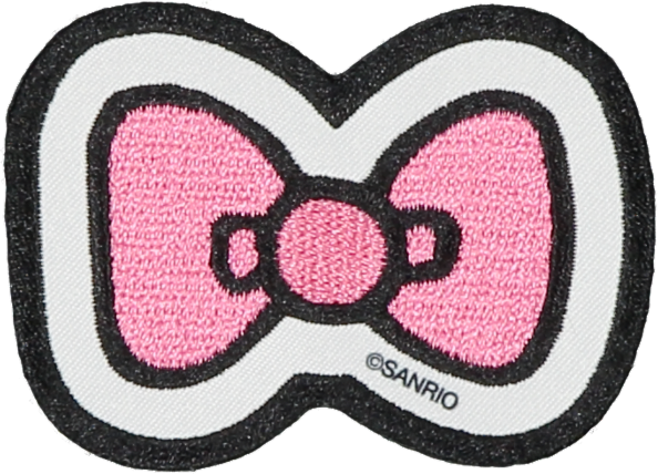 Hello Kitty Bow Patch