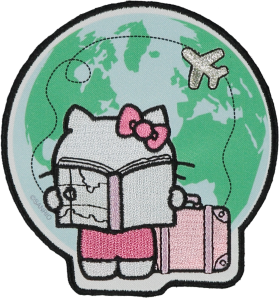 Hello Kitty World Patch
