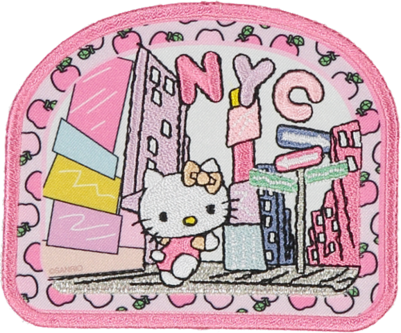 PRE ORDER Hello Kitty NYC Patch