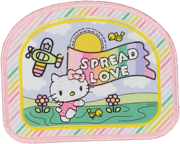 Hello Kitty Spread Love Patch