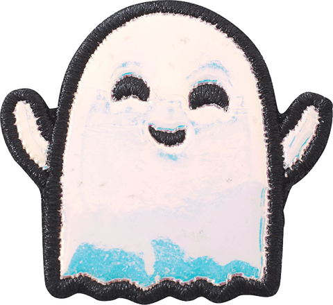 Puffy Iridescent Ghost Patch