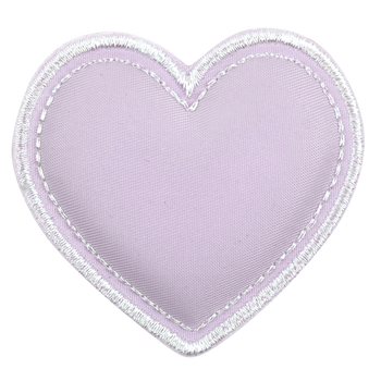 Puffy XOXO Heart Patch