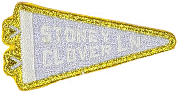 SCLU Pennant Sticker Patch