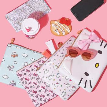 Hello Kitty Flat Pouch