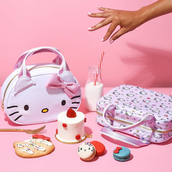 Hello Kitty Lunch Tote
