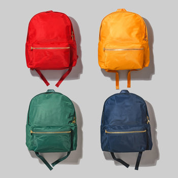 Jewel Tone Backpack