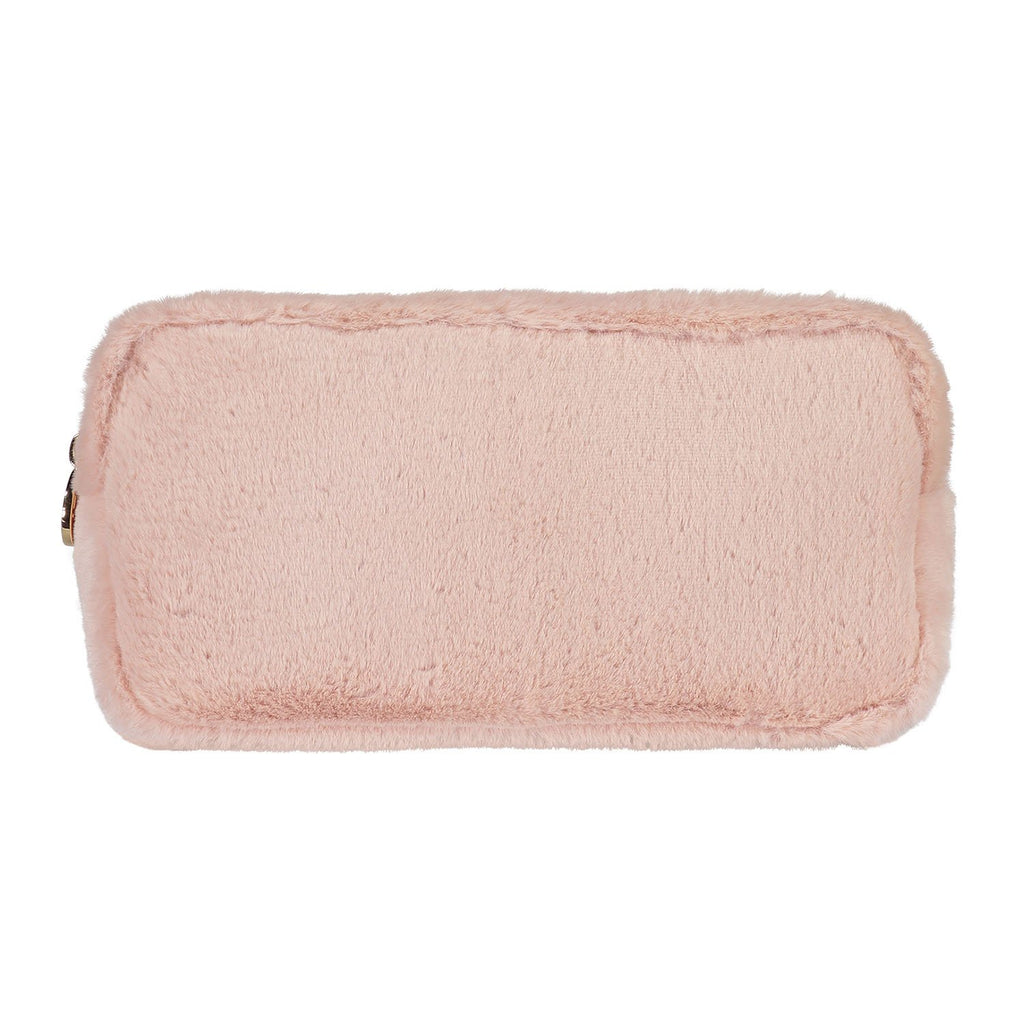 Cozy Dusty Rose Small Pouch