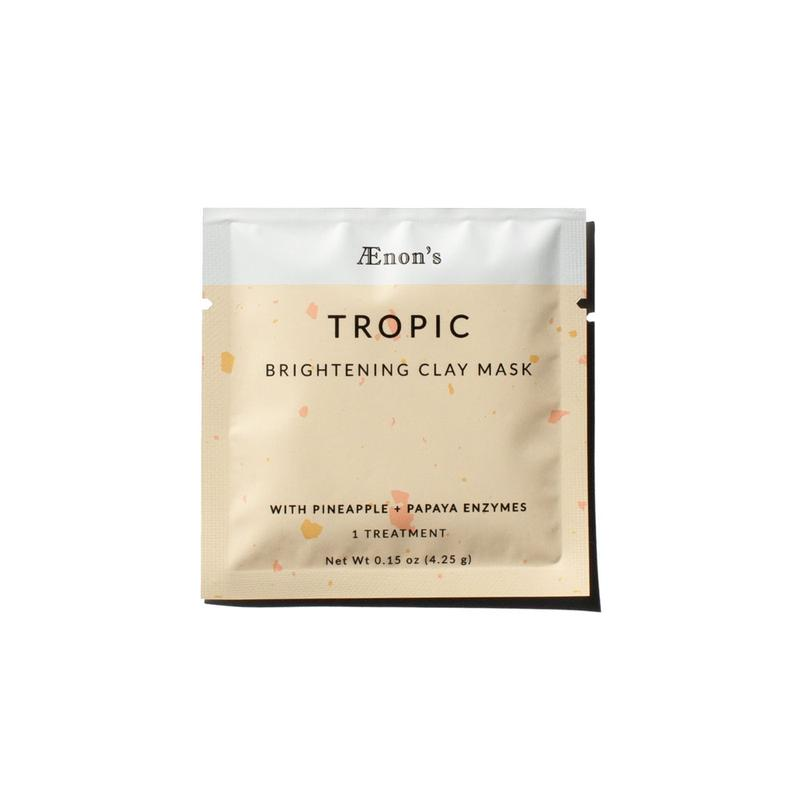 Tropic Brightening Face Mask