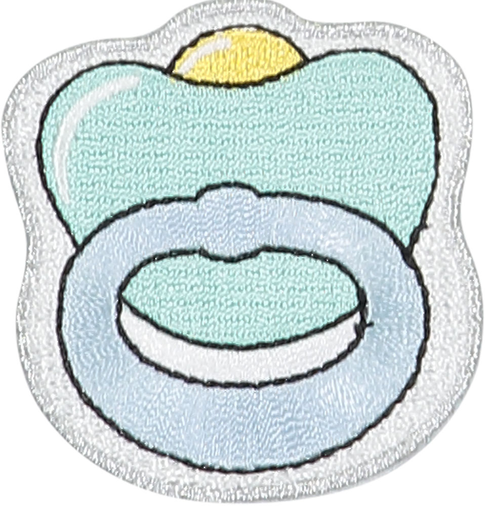 Pacifier Sticker Patch