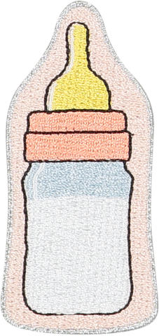Baby Bottle Patch