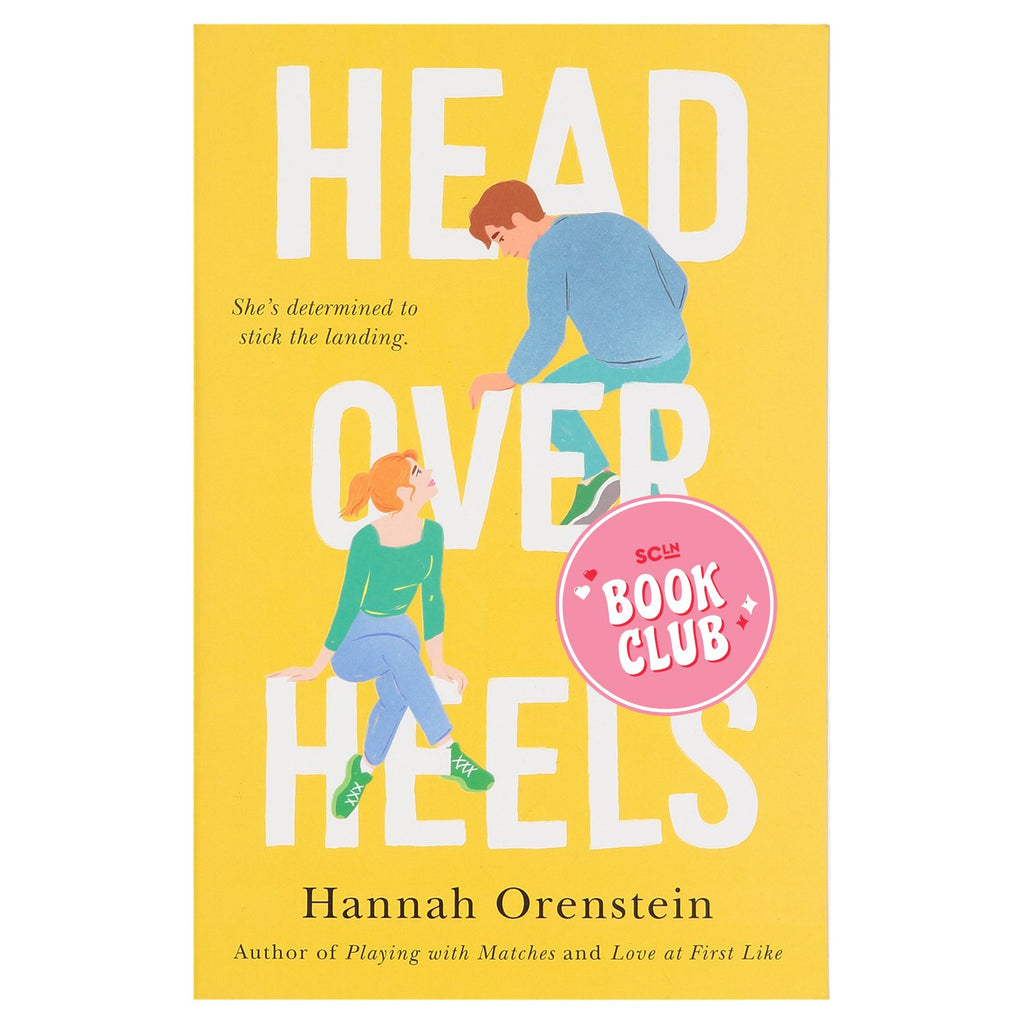 August Pick - Head Over Heels by Hannah Orenstein