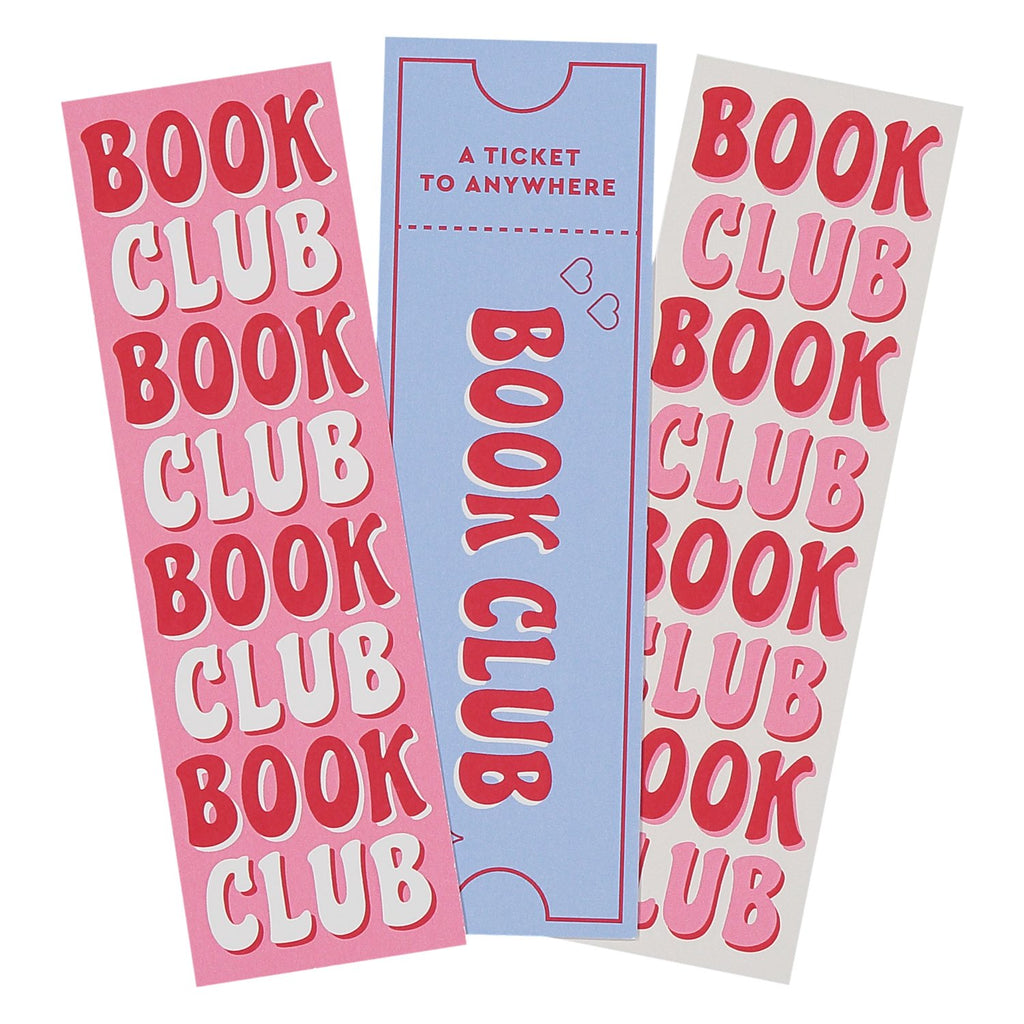 Book Club Starter Pack