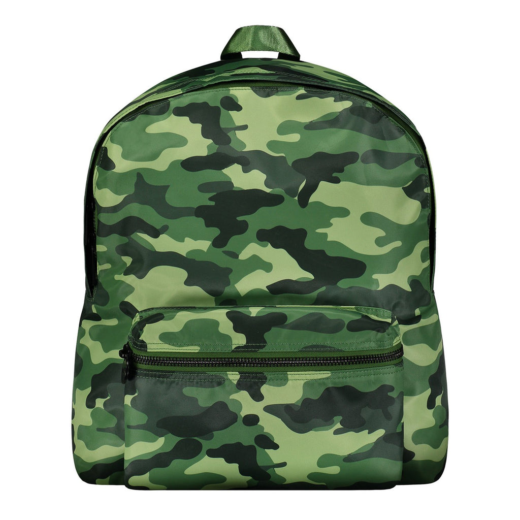Tie Dye and Camo Backpack