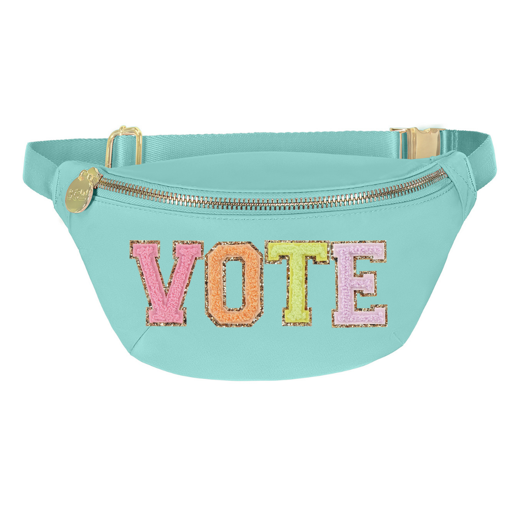 Cotton Candy 'Vote' Fanny Pack