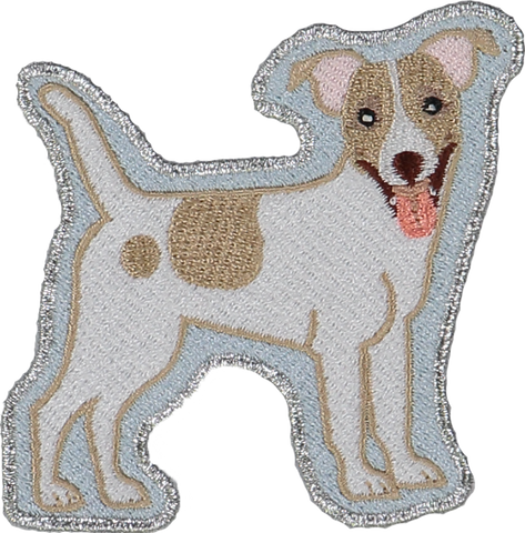 Jack Russell Terrier Sticker Patch
