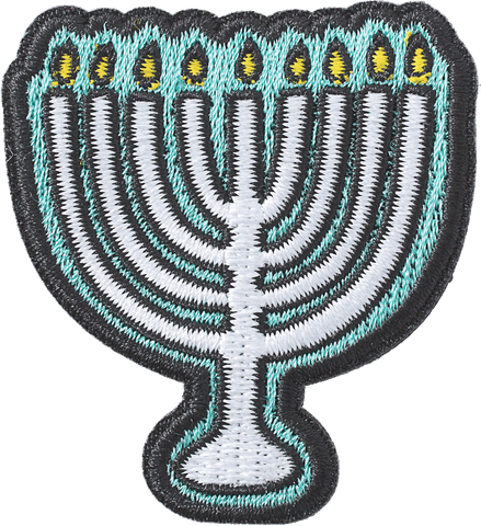 Menorah Patch