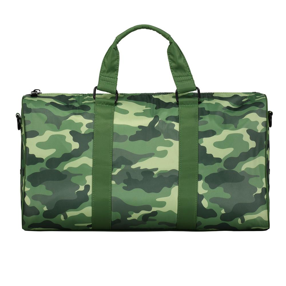 Camo Mini Duffle Bag