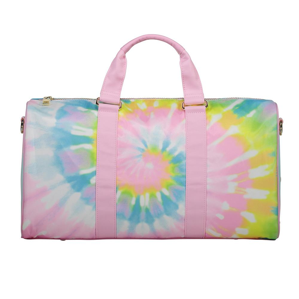 Tie Dye Mini Duffle Bag