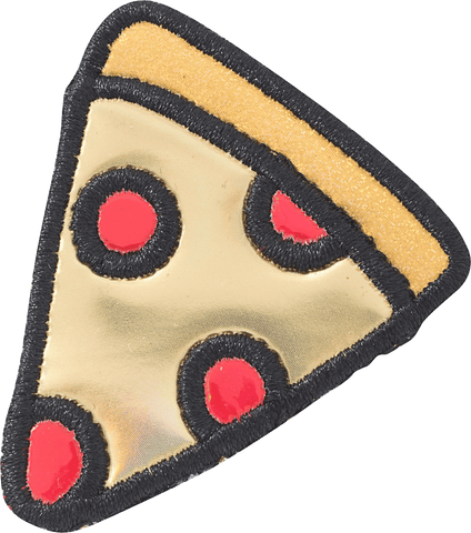 Puffy Pizza Patch