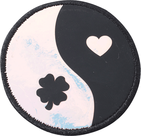 Puffy Yin Yang Patch