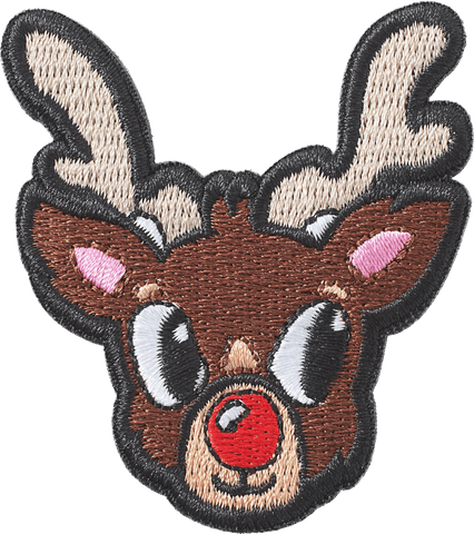 Reindeer Sticker Patch