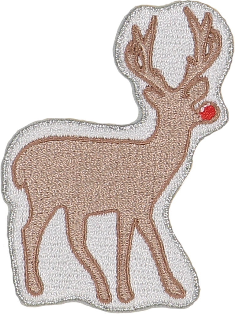 Rudolph Reindeer Patch