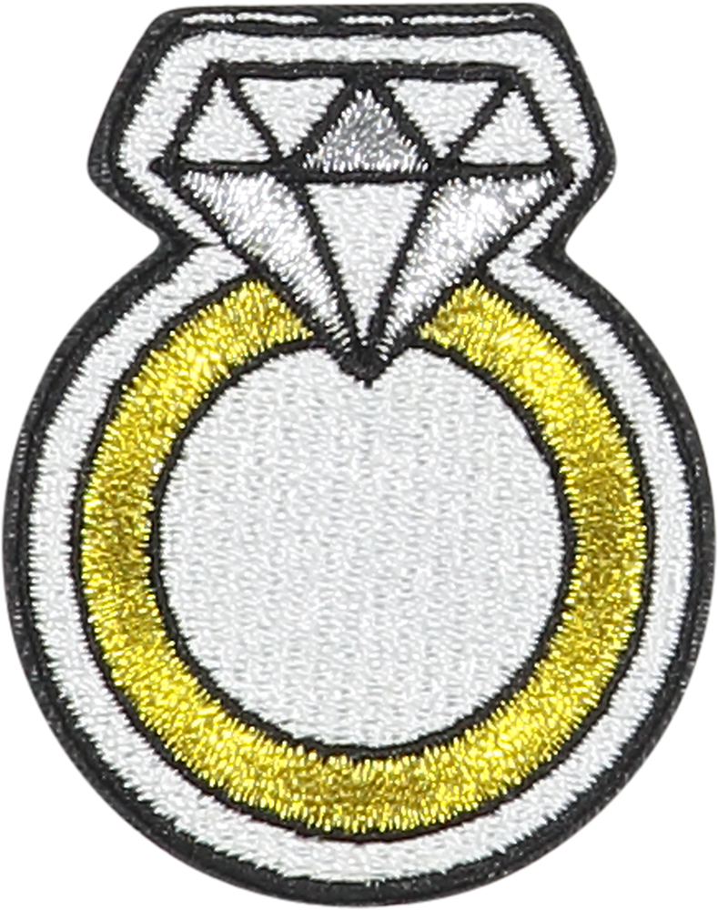 Diamond Ring Patch