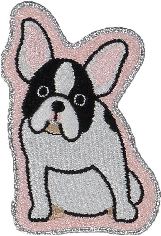 French Bulldog Sticker Patch