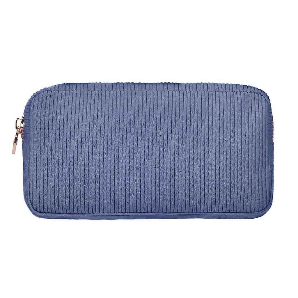 Corduroy Small Pouch