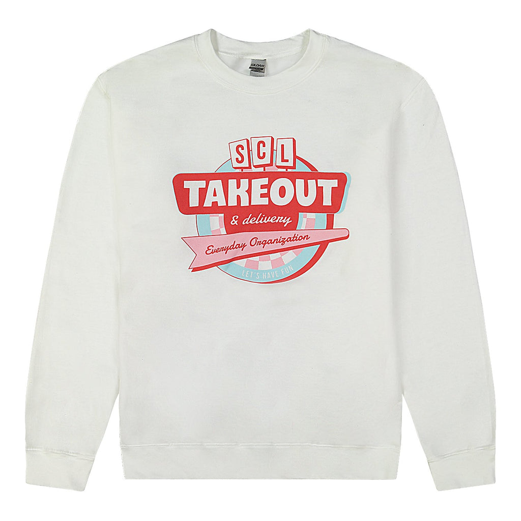 SCL Takeout Sweatshirt