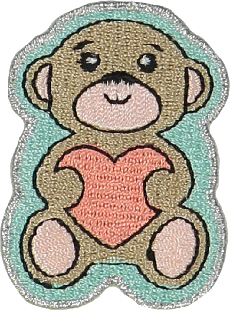 Teddy Bear Patch