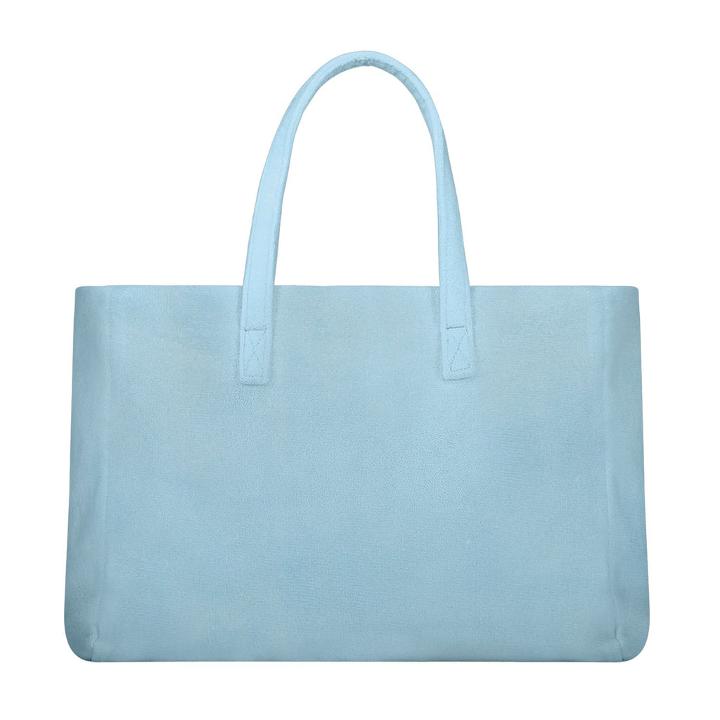 Terry Slouchy Tote Bag