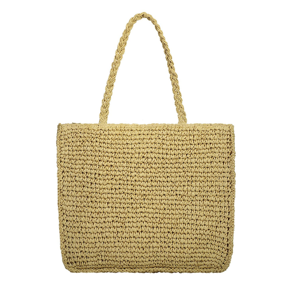 Woven Soft Tote Bag