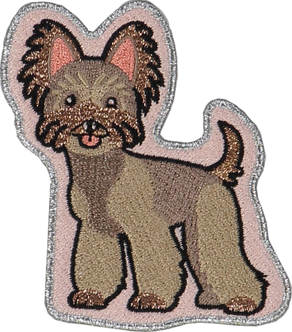 Yorkie Sticker Patch