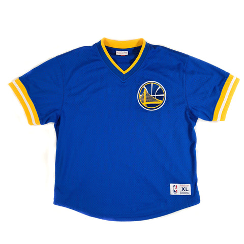 GOLDEN STATE WARRIORS MITCHELL & NESS  TSHIRT - ADULT XL *BN without tags