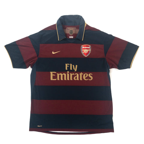 2007/08 Arsenal Third Away Shirt - Adult L