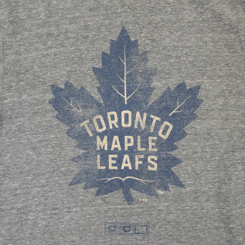 TORONTO MAPLE LEAFS CCM TSHIRT - ADULT S
