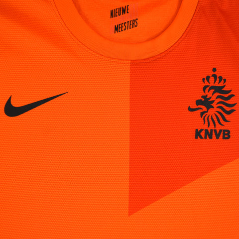 2012-13 HOLLAND HOME SHIRT - ADULT M