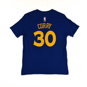 NBA GOLDEN STATE WARRIORS ADIDAS TSHIRT - BOYS 14 - 16 YRS