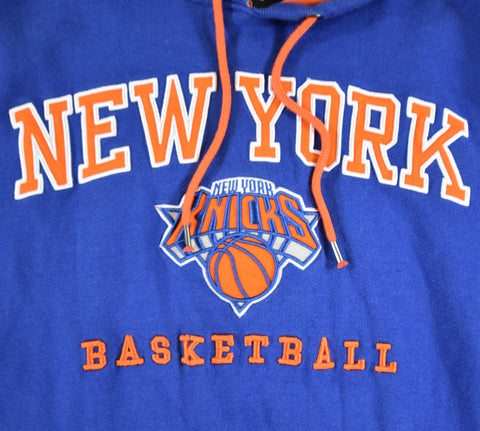 ADIDAS NEW YORK KNICKS HOODIE - ADULT S
