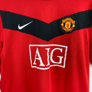 2009/10 MANCHESTER UNITED HOME - ADULT L