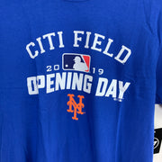 NEW YORK METS 2019 OPENING DAY TSHIRT ADULT XL – *BNWT