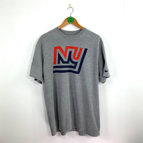 New York Giants Nike Grey Tshirt - Adult XL