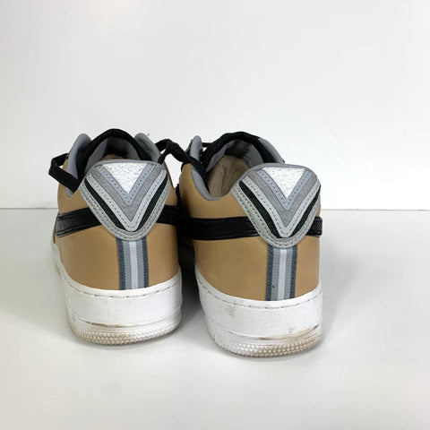 2014 NIKE X RICCARDO TISCI AIR FORCE 1 LOW VACHETTA TAN - UK 10