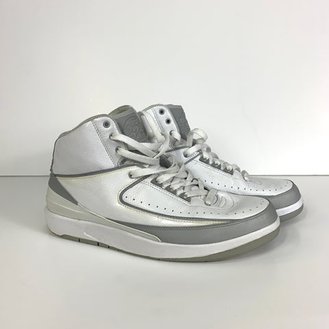 "2010 AIR JORDAN RETRO 2 ""25TH ANNIVERSARY"" - UK 9.5 DEADSTOCK"
